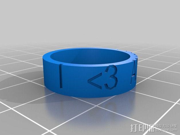 3D模型  图1