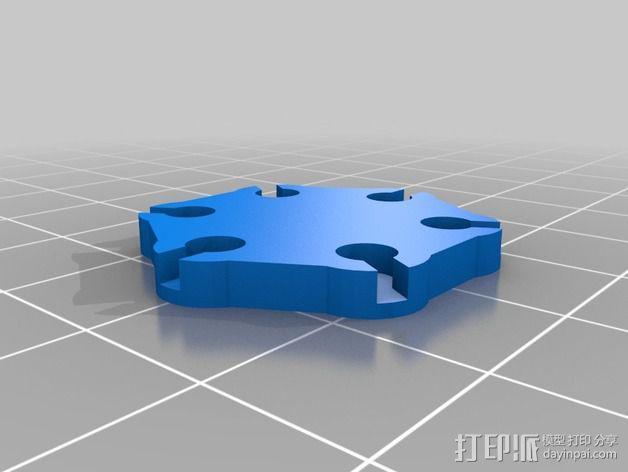 锁子甲 链甲 3D模型  图9