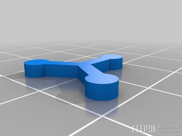 锁子甲 链甲 3D模型  图11