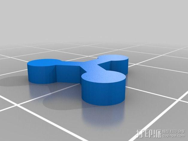 锁子甲 链甲 3D模型  图12