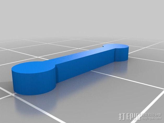 锁子甲 链甲 3D模型  图10