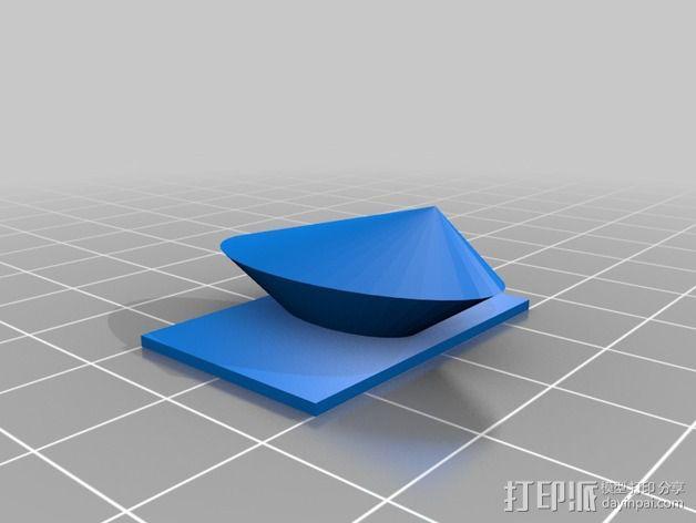 LED剑龙棘 恐龙服装 3D模型  图4