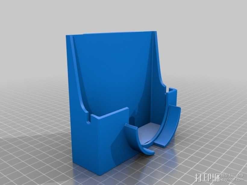 Sony RX100相机套 3D模型  图1