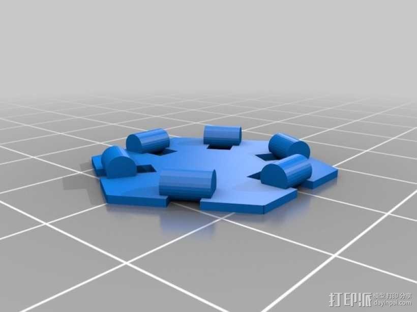 3D打印 领带 3D模型  图5