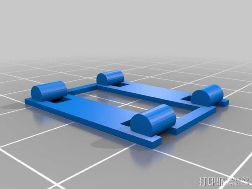 3D打印 领带 3D模型  图9