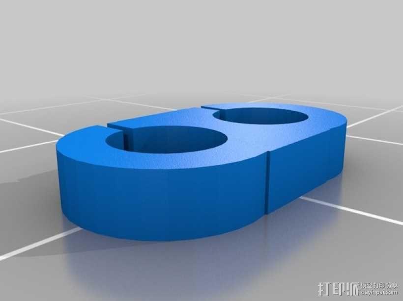 3D打印 领带 3D模型  图7