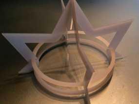 皇冠 3D模型