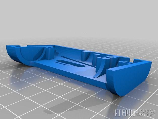 迷你喷雾器 3D模型  图3