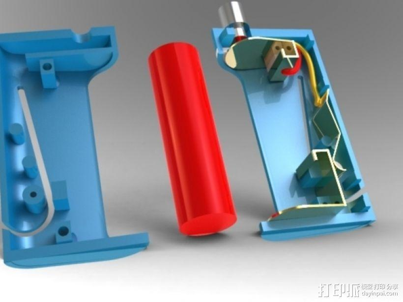 迷你喷雾器 3D模型  图7