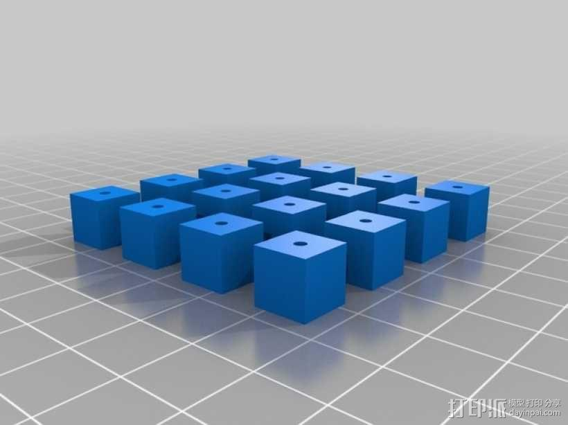 多面体小串珠 3D模型  图6