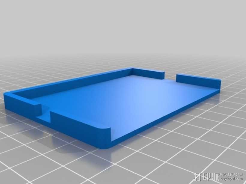 钱包 钱夹 3D模型  图2