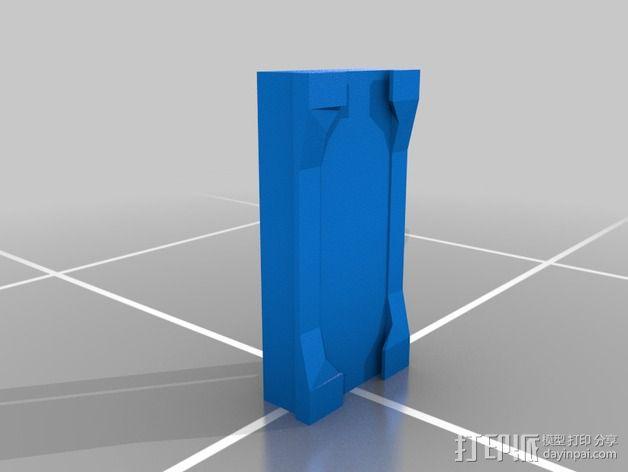 独眼巨人腰带 3D模型  图2