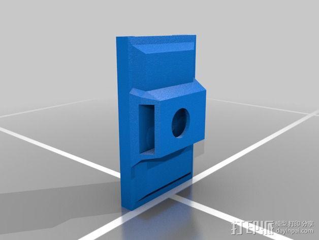 独眼巨人腰带 3D模型  图6