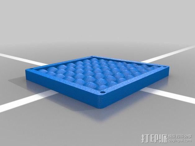 3D打印丝带 3D模型  图2