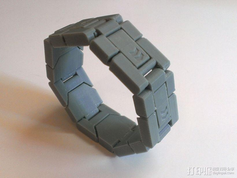 JC 铰链扣 3D模型  图5