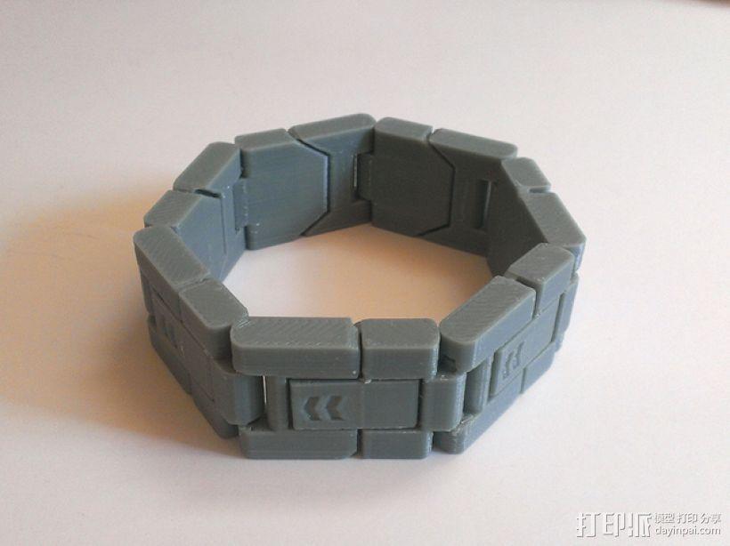 JC 铰链扣 3D模型  图4