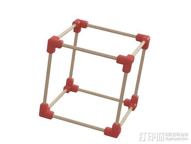 证件盒 3D模型  图4