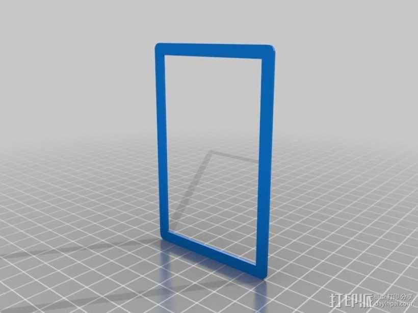 证件框 证件盒 3D模型  图2