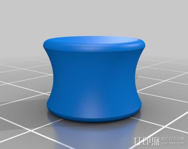 耳塞 3D模型  图1