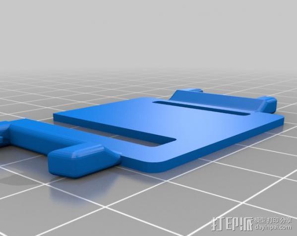 手表带 3D模型  图2