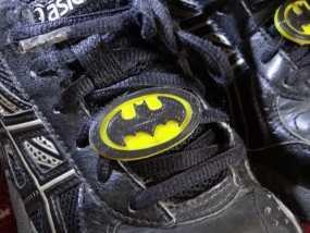 鞋带徽章 3D模型