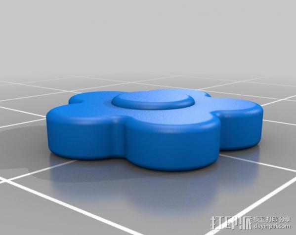 玩具戒指 3D模型  图5