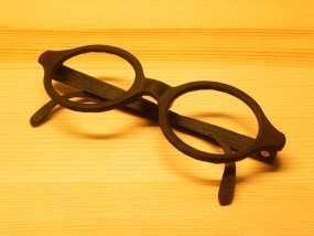 眼镜架 3D模型