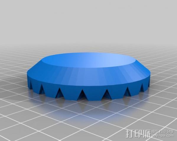 星球大战手榴弹 3D模型  图4