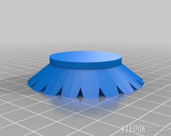 星球大战手榴弹 3D模型  图3