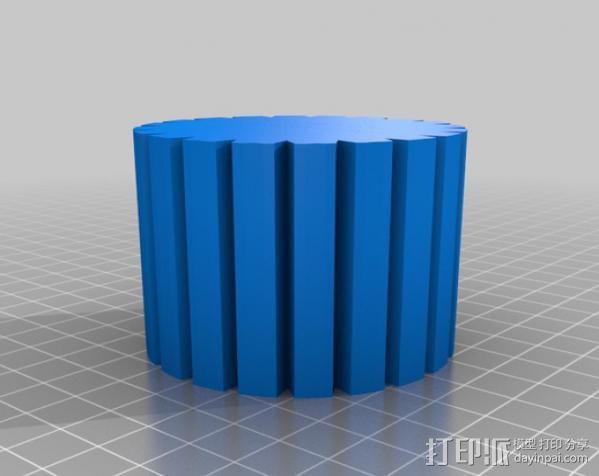 星球大战手榴弹 3D模型  图7