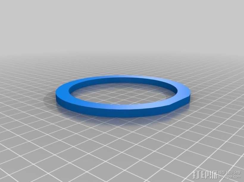 神奇宝贝球 3D模型  图2