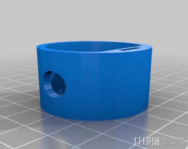 圣火之冠 3D模型  图2