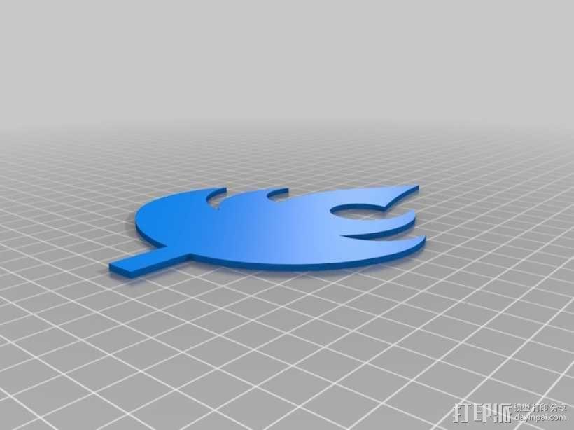 圣火之冠 3D模型  图1