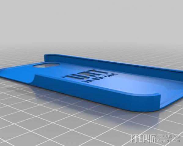 iPhone 5外壳 3D模型  图1