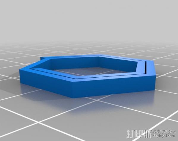 定制螺旋器 3D模型  图3