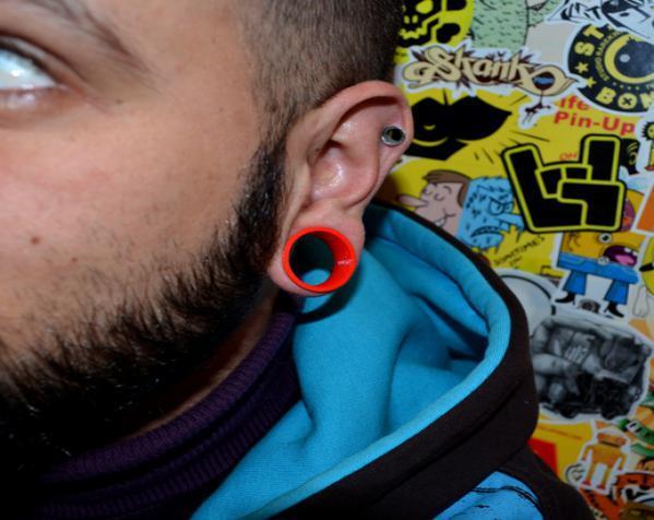 可定制耳朵赛 3D模型  图2