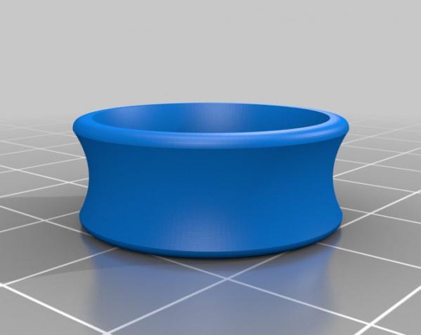 可定制耳朵赛 3D模型  图3