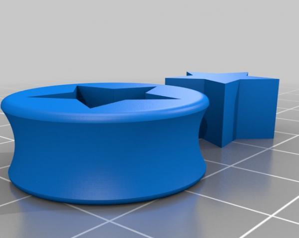 可定制耳朵赛 3D模型  图5