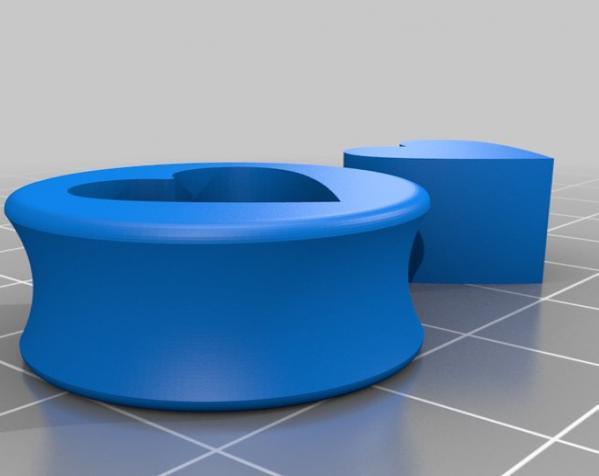 可定制耳朵赛 3D模型  图7