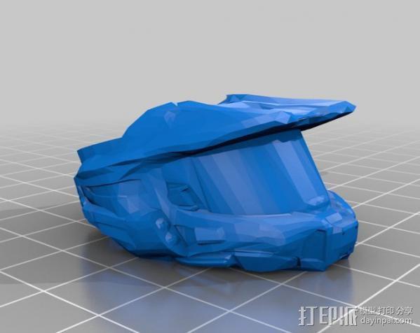 荣光戒指 3D模型  图1