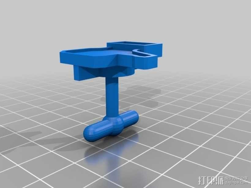 点赞! 3D模型  图1