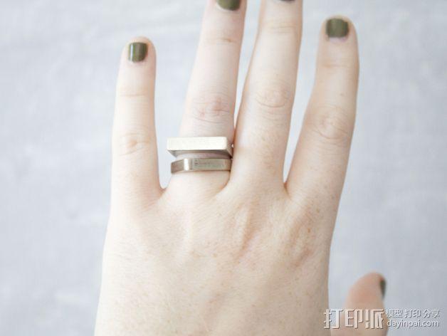 最小的戒指 3D模型  图5
