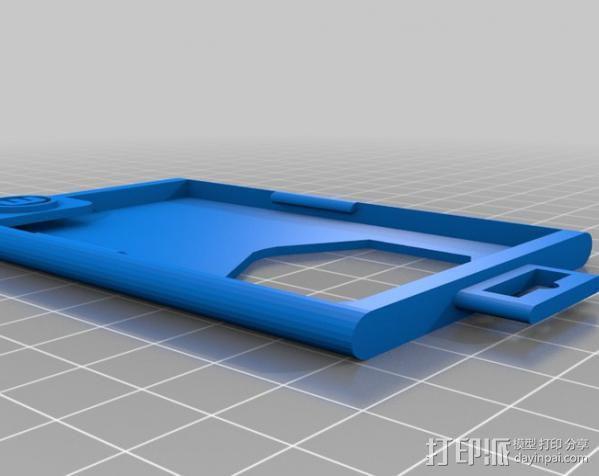 身份证收藏夹 3D模型  图1