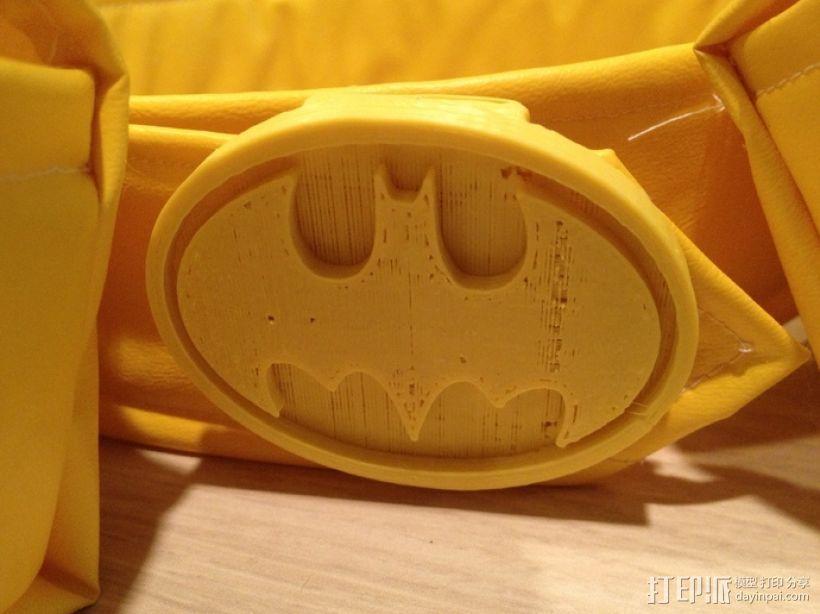 蝙蝠扣 3D模型  图4