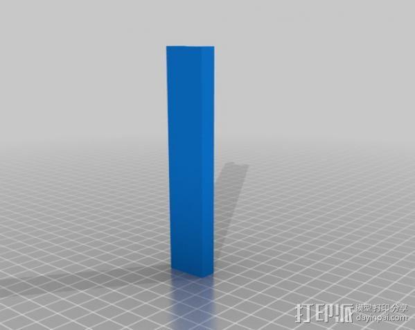 桥梁 模型 3D模型  图3