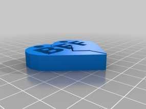 绝交项链 3D模型