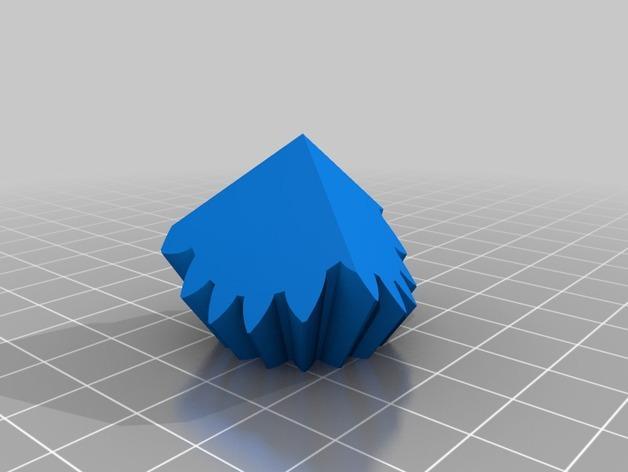 神奇的陀螺魔方齿轮 3D模型  图6