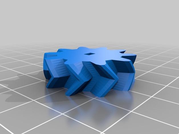 神奇的陀螺魔方齿轮 3D模型  图12