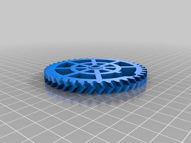 神奇的陀螺魔方齿轮 3D模型  图13