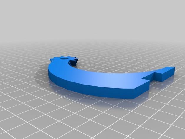 神奇的陀螺魔方齿轮 3D模型  图17